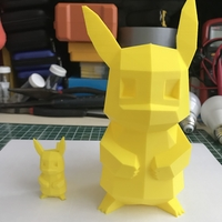Small Low Poly Pokemon  3D Printing 29530