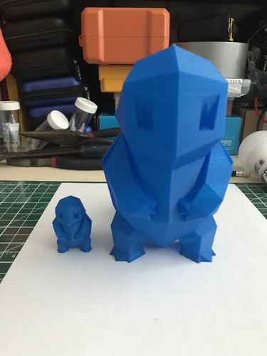 Low Poly Pokemon  3D Print 29536