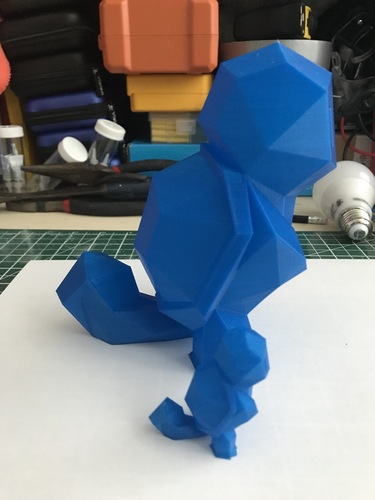 Low Poly Pokemon  3D Print 29537