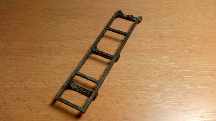 1/10 Scale Ladder 3D Print 29597