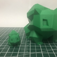 Small Low Poly Pokemon  3D Printing 29779