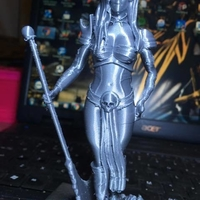 Small Sophitia 3D Printing 29836