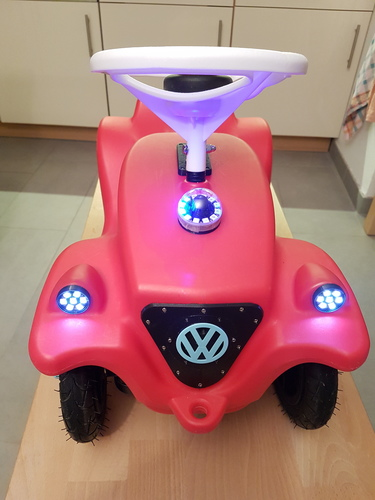 bobby car lights 3D Print 29884