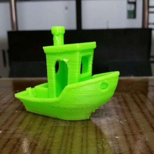 #3DBenchy - The jolly 3D printing torture-test 3D Print 3006