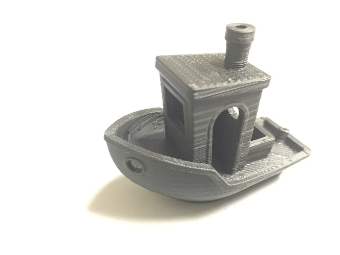 #3DBenchy - The jolly 3D printing torture-test 3D Print 3062