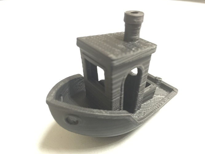 #3DBenchy - The jolly 3D printing torture-test 3D Print 3063