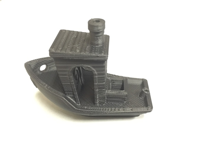 #3DBenchy - The jolly 3D printing torture-test 3D Print 3064