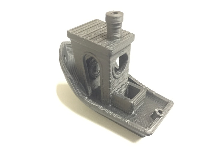 #3DBenchy - The jolly 3D printing torture-test 3D Print 3065