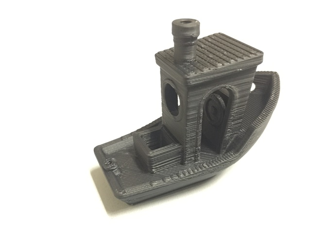 #3DBenchy - The jolly 3D printing torture-test 3D Print 3066