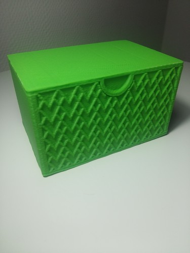Simple Deckbox 3D Print 30740