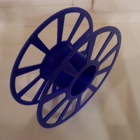 Small Practice 3D. P7. Spool 3D Printing 30894