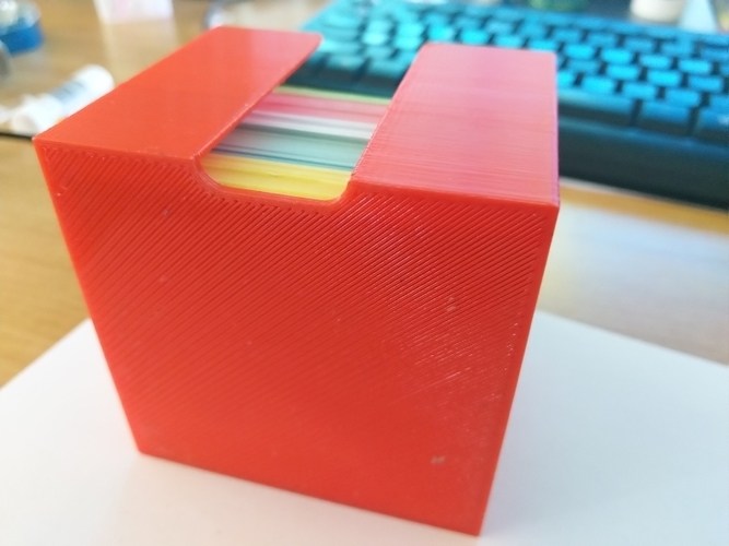 Notepad Holder 3D Print 31018