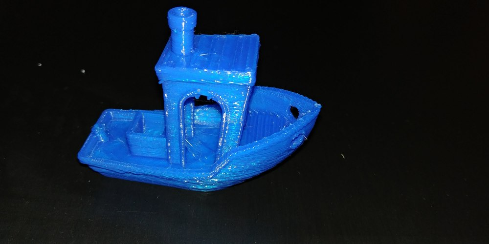 #3DBenchy - The jolly 3D printing torture-test 3D Print 31192