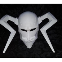 Small The Whole Hollow Mask - Kurosaki Ichigo - Bleach 3D Printing 31255