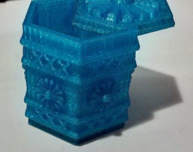 Pin Amsterdam Green-box 3D Print 3135