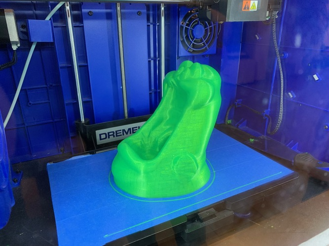 Slimer from The Real Ghostbuster 3D Print 31572