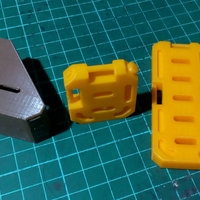 Small Fuel can 1/10 3D Printing 31679