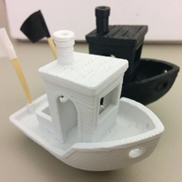 Small #3DBenchy - The jolly 3D printing torture-test 3D Printing 3212