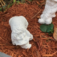 Small Garden Gnome - Backflip 3D Printing 32384