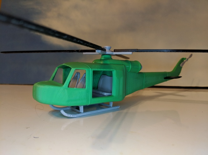 army chopper 3D Print 32446