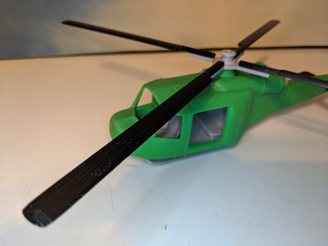 army chopper 3D Print 32448