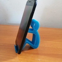 Small Phone holder Phone stand 3D Printing 32525