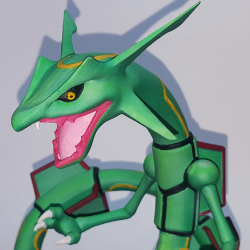 POKEMON RAYQUAZA FOR 3D PRINT 3D Print 32680