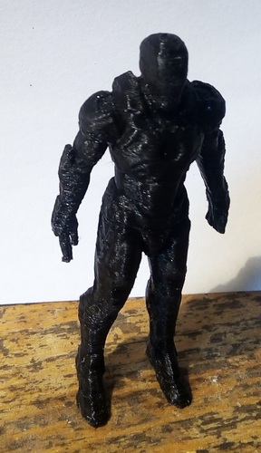 Iron Man Mark 7 3D Print 32687