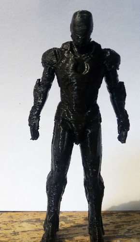 Iron Man Mark 7 3D Print 32688
