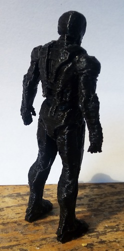 Iron Man Mark 7 3D Print 32689