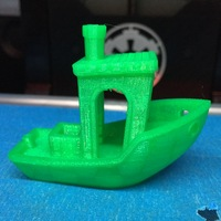 Small #3DBenchy - The jolly 3D printing torture-test 3D Printing 328