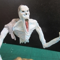 Small Al-Ghuul (a Ghoul) 3D Printing 32808