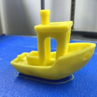 Small #3DBenchy - The jolly 3D printing torture-test 3D Printing 334