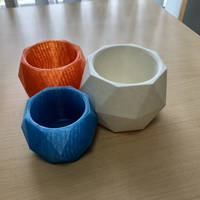 Small Bucky Bowls 3D Printing 33690