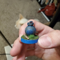 Small BB Unit - Legion scale 3D Printing 33976