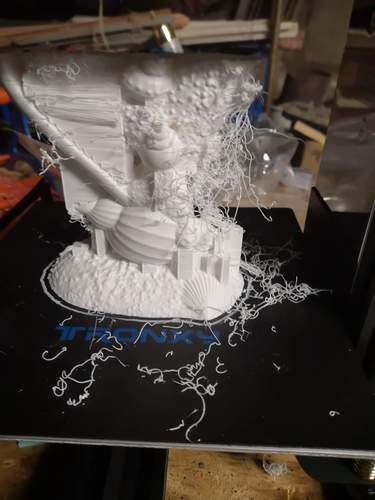 Coral Heart wedding return gift ideas 3D Print 34044