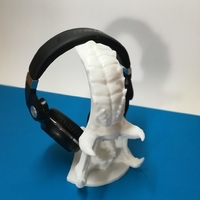 Small PREDATOR for headphones 3D Printing 34047