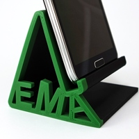 Small Tom's universal phone stand EMA 3D Printing 3406