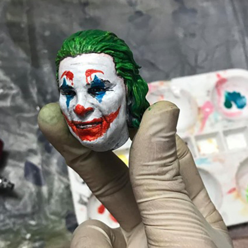 ​Joker Bust -from Joker movie 2019 3D Print 34170