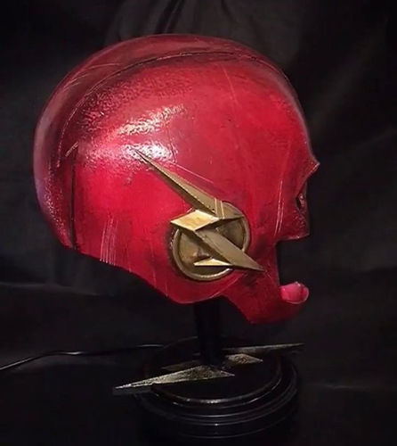 Flash Helmet - Justice League 3D print model 3D Print 34199