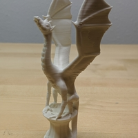 Small Aria the Dragon 3D Printing 34268