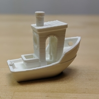 Small #3DBenchy - The jolly 3D printing torture-test 3D Printing 34281