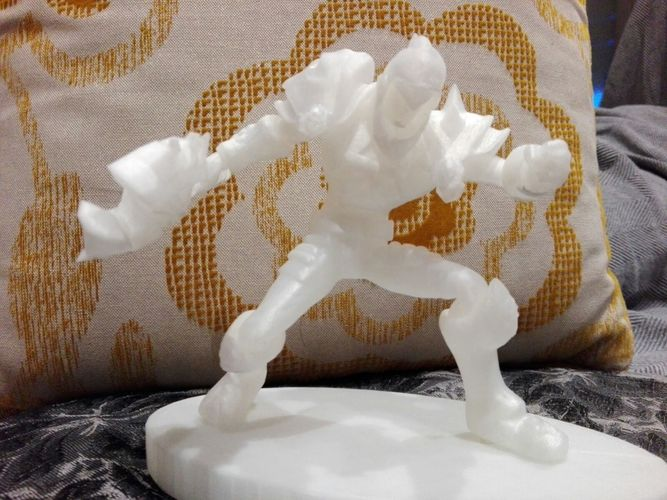 Tanque, World of Warcraft  3D Print 34392