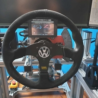 Small DIY WRC Magnetic Push-Pull Paddle Shifter for Rallyesim 3D Printing 34470
