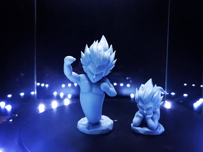 GotenKS Ghost version 03 from Dragon Ball Z 3D Print 34635