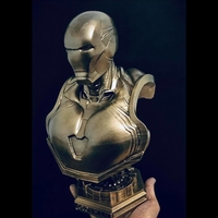 Small Ironman Mark 85 Bust - Infinity war Endgame - from Marvel 3D Printing 34637