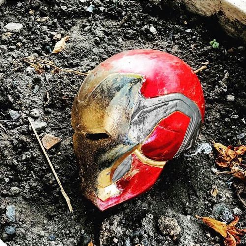 IRONMAN HELMET - MARK 85 version - from Infinity war - End game 3D Print 34663