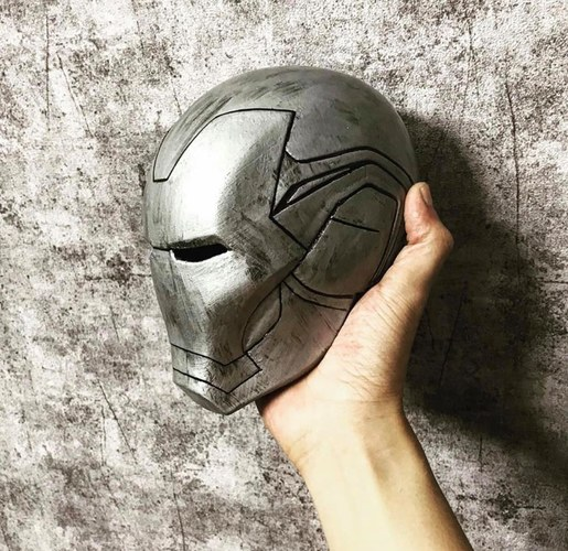 IRONMAN HELMET - MARK 85 version - from Infinity war - End game 3D Print 34664