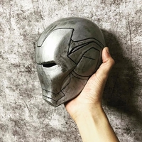 Small IRONMAN HELMET - MARK 85 version - from Infinity war - End game 3D Printing 34664