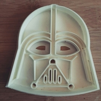 Small  Star Wars cookie cutters- 100 and 80mm 3D Printing 34695